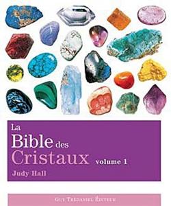 Couverture La Bible des cristaux