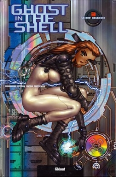 Couverture Ghost in the shell, tome 3