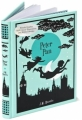 Couverture Peter Pan (roman) Editions Barnes & Noble (Leatherbound Classic Series) 2011
