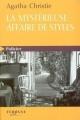 Couverture La Mystérieuse Affaire de Styles Editions Feryane (Policier) 2004