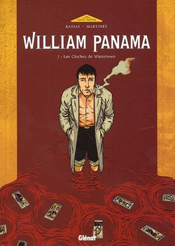 Couverture William Panama, tome 1 : Les Cloches de Watertown