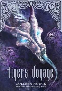 Couverture Tiger's Curse, book 3: Tiger's Voyage
