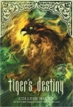 Couverture La saga du tigre, tome 4 : Le destin du tigre Editions Hodder & Stoughton 2012