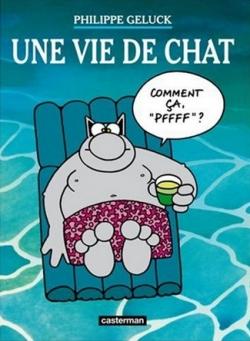 Couverture Le Chat, tome 15 : Une vie de chat