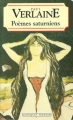 Couverture Poèmes saturniens Editions Maxi Poche 1994