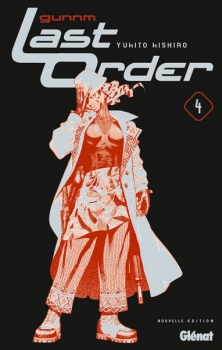 Couverture Gunnm Last Order (19 tomes), tome 04