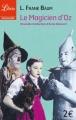 Couverture Le magicien d'Oz Editions Librio (Imaginaire) 2011