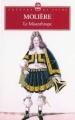 Couverture Le misanthrope / Le misanthrope ou l'atrabilaire amoureux Editions Le Livre de Poche (Théâtre de poche) 1997