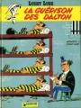 Couverture Lucky Luke, tome 44 : La Guérison des Dalton Editions Dargaud 1975