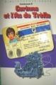 Couverture Corinne et l'as de trèfle Editions Hachette (Bibliothèque verte) 1983