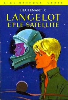 Couverture Langelot et le satellite