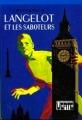 Couverture Langelot et les saboteurs Editions Hachette (Bibliothèque verte) 1982