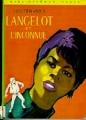 Couverture Langelot et l'inconnue Editions Hachette (Bibliothèque verte) 1968