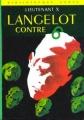Couverture Langelot contre 6 Editions Hachette (Bibliothèque verte) 1984