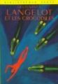 Couverture Langelot et les crocodiles Editions Hachette (Bibliothèque verte) 1969