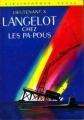 Couverture Langelot chez les Pa-pous Editions Hachette (Bibliothèque verte) 1969