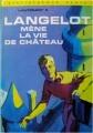 Couverture Langelot mène la vie de château Editions Hachette (Bibliothèque verte) 1971