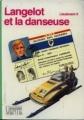 Couverture Langelot et la danseuse Editions Hachette (Bibliothèque verte) 1972