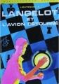 Couverture Langelot et l'avion détourné Editions Hachette (Bibliothèque verte) 1972