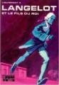 Couverture Langelot et le fils du roi Editions Hachette (Bibliothèque verte) 1974