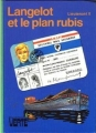 Couverture Langelot et le plan rubis Editions Hachette (Bibliothèque verte) 1977