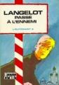 Couverture Langelot passe à l'ennemi Editions Hachette (Bibliothèque verte) 1978