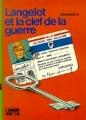 Couverture Langelot et la clef de la guerre Editions Hachette (Bibliothèque verte) 1982