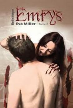 Couverture Eva Miller, tome 2 : Emrys