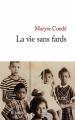 Couverture La vie sans fards Editions JC Lattès 2012