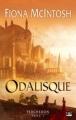 Couverture Percheron, tome 1 : Odalisque Editions Bragelonne 2012