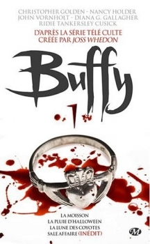 Couverture Buffy, tome 1