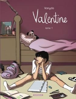 Couverture Valentine (Vanyda), tome 1