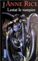 Couverture Chroniques des vampires, tome 02 : Lestat le vampire Editions Pocket (Terreur) 2002