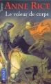Couverture Chroniques des vampires, tome 04 : Le voleur de corps Editions Pocket (Terreur) 2002