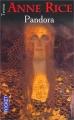 Couverture Les nouveaux contes des vampires, tome 1 : Pandora Editions Pocket (Terreur) 2000