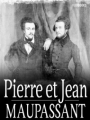 Couverture Pierre et  Jean Editions Feedbooks 1888