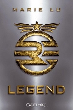 Couverture Legend, tome 1