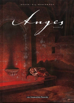 Couverture Anges, tome 2 : Psaume 2