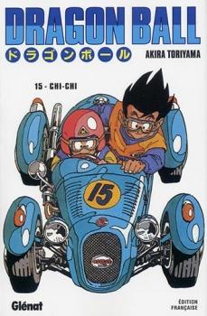 Couverture Dragon Ball, tome 15 : Chi-Chi
