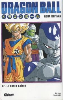 Couverture Dragon Ball, tome 27 : Le Super Saiyen