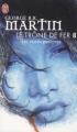 Couverture Le Trône de fer, tome 08 : Les Noces pourpres Editions J'ai Lu (Fantasy) 2009