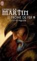 Couverture Le Trône de fer, tome 09 : La Loi du régicide Editions J'ai Lu (Fantasy) 2009