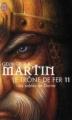 Couverture Le Trône de fer, tome 11 : Les Sables de Dorne Editions J'ai Lu (Fantasy) 2008