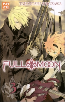 Couverture Full Moon, tome 3