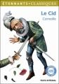 Couverture Le Cid Editions Flammarion (GF - Etonnants classiques) 2012