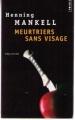 Couverture Meurtriers sans visage Editions Points (Policier) 2001