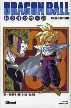 Couverture Dragon Ball, tome 33 : Le défi