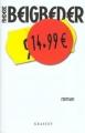 Couverture 99 francs Editions Grasset 2002