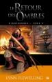 Couverture Nightrunner, tome 4 : Le retour des Ombres Editions Bragelonne 2012