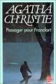 Couverture Passager pour Francfort Editions Le Livre de Poche 1992